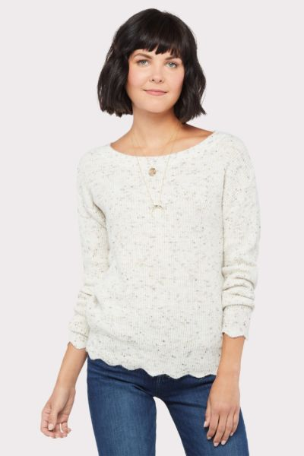 Allison joy Kristina Donegal Sweater