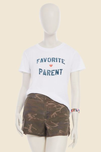 Sub urban riot Favorite Parent Tee