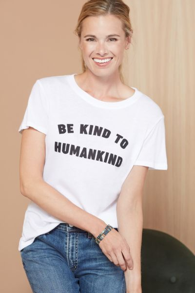 Sub urban riot Be Kind To Humankind Tee