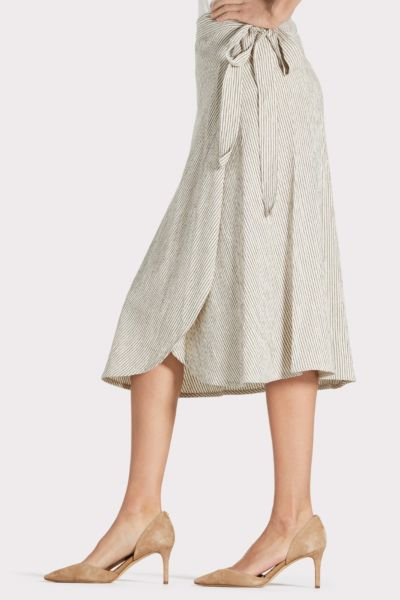 Willow and clay Tulum Wrap Skirt