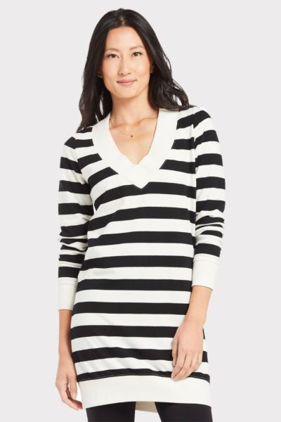 Z supply Modern Stripe Pullover