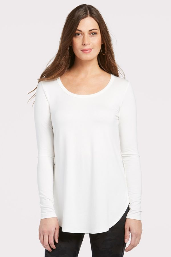4cd9689574a Billie Long Sleeve Tunic Tee