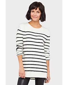 Pete Striped Tunic Sweater