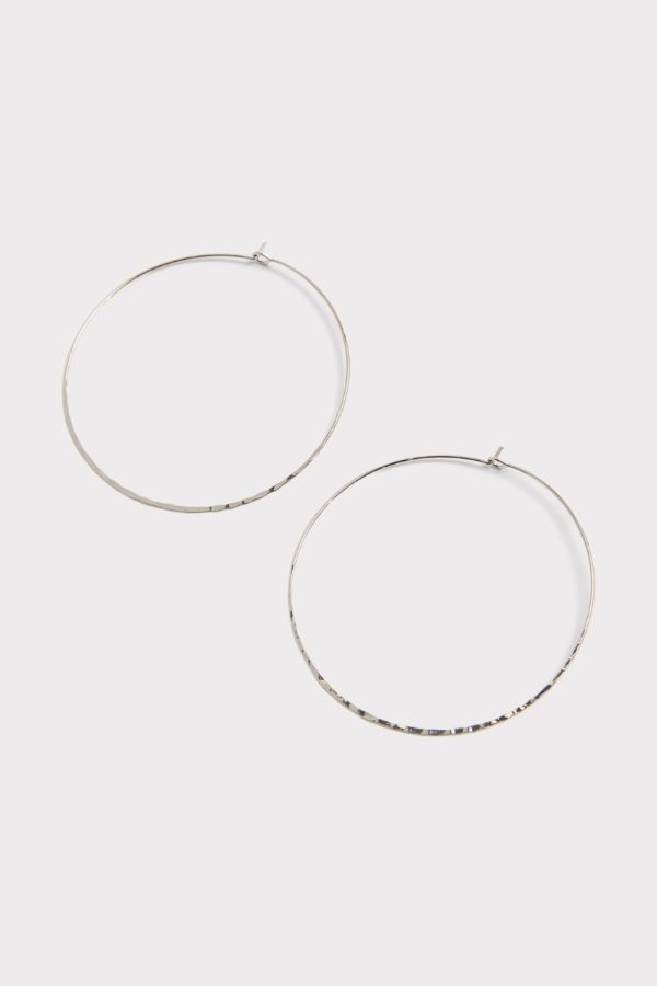 Thirty-nine 42 Quincy Delicate Hoop Earrings