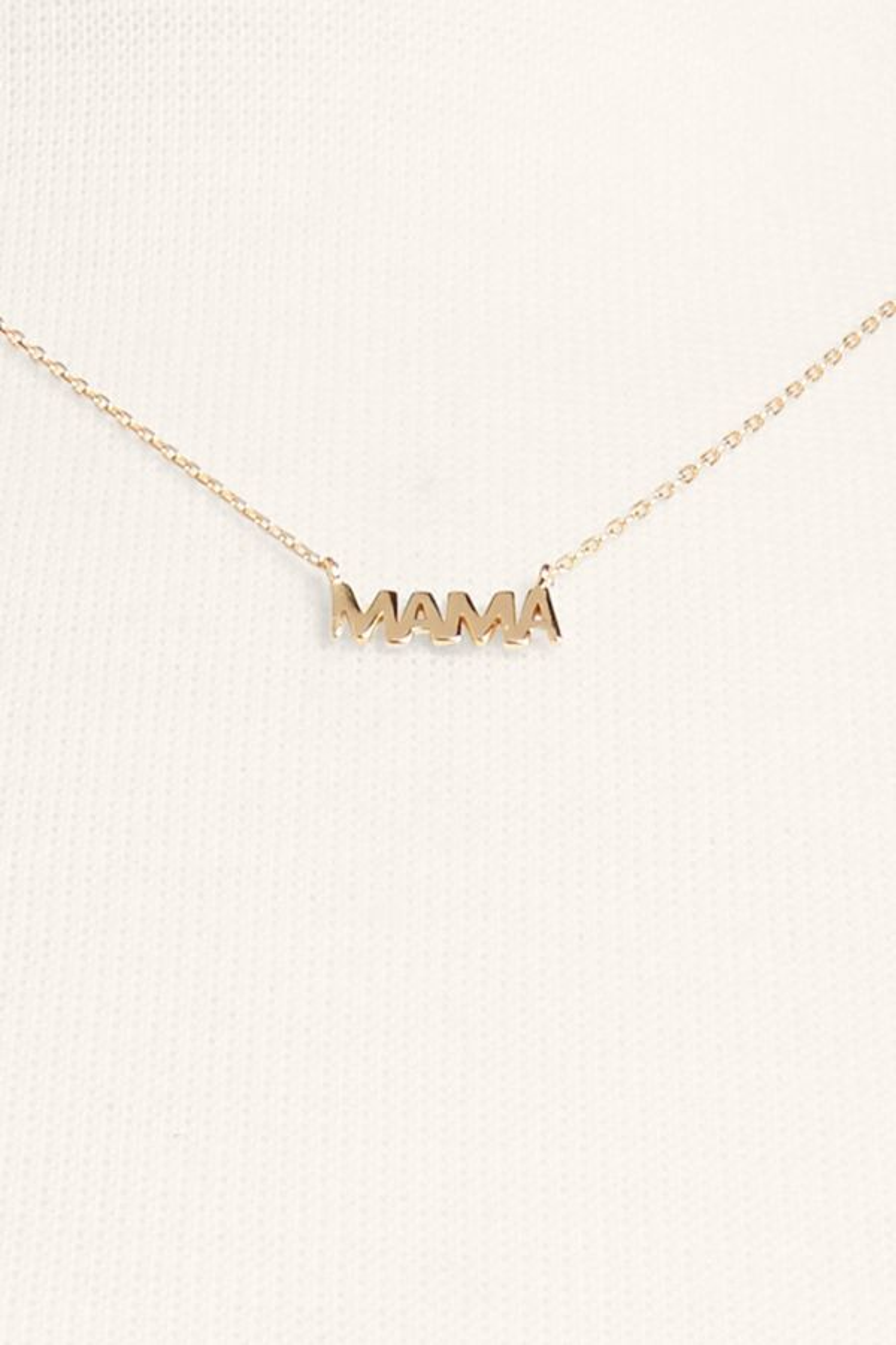 Thirty-nine 42 Mama Necklace
