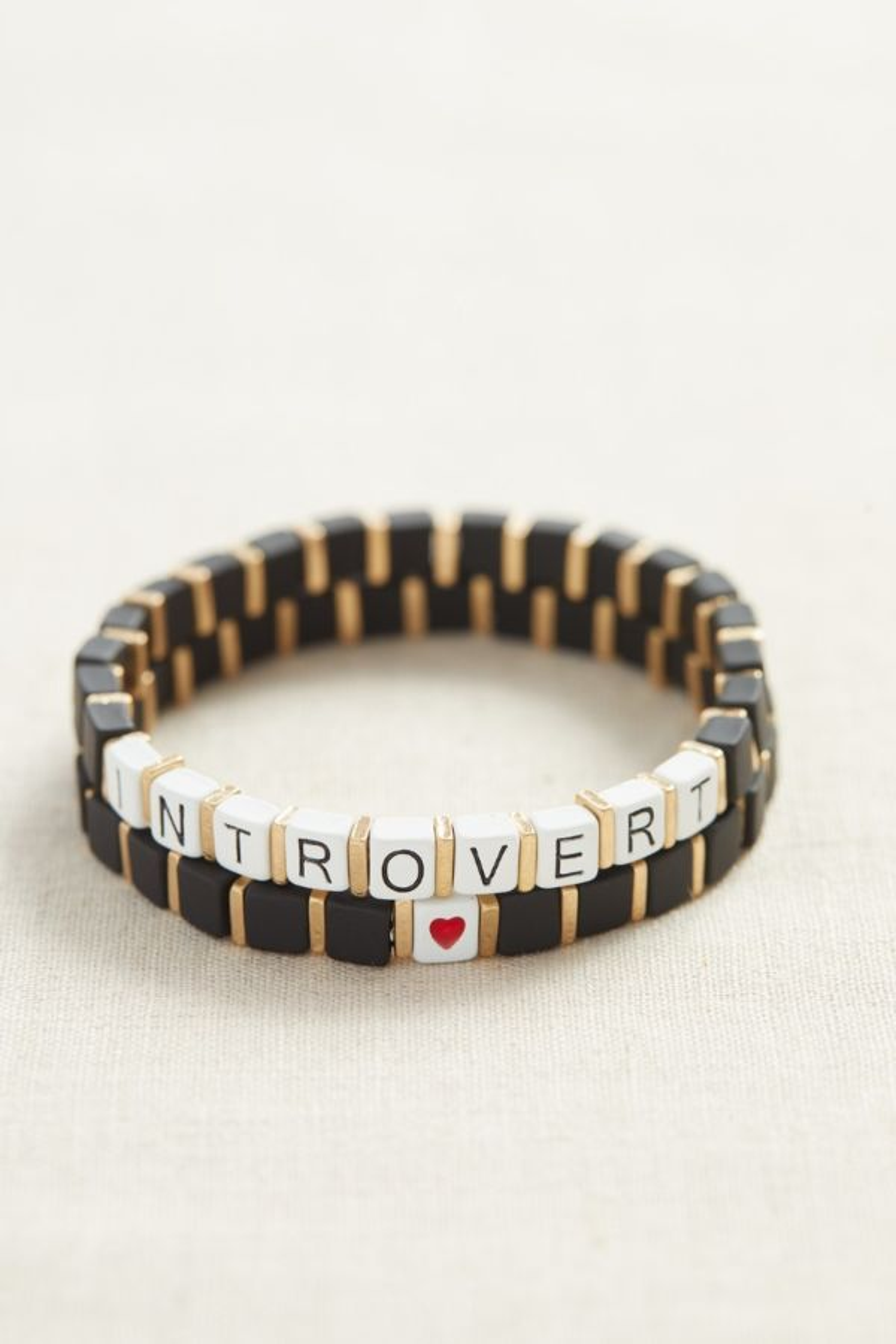 Thirty-nine 42 Introvert Sadie Bracelets