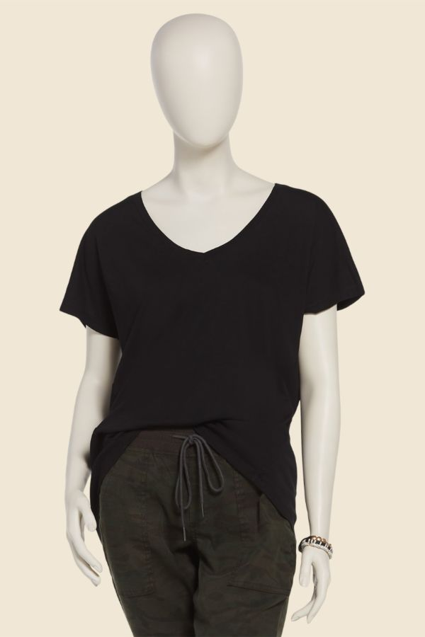 Bobi Hi-Low Tunic Tee