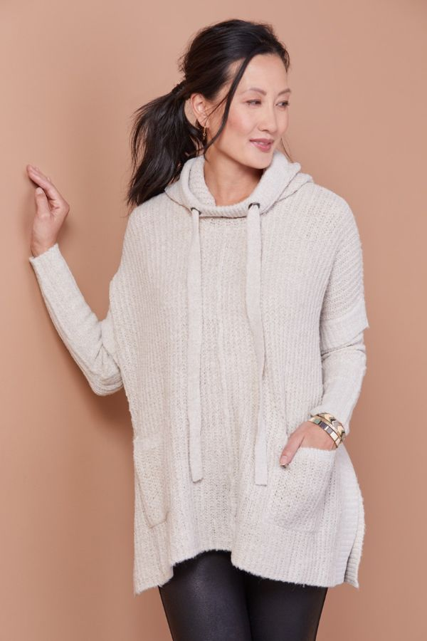 Rd style Hoodie Poncho Pullover