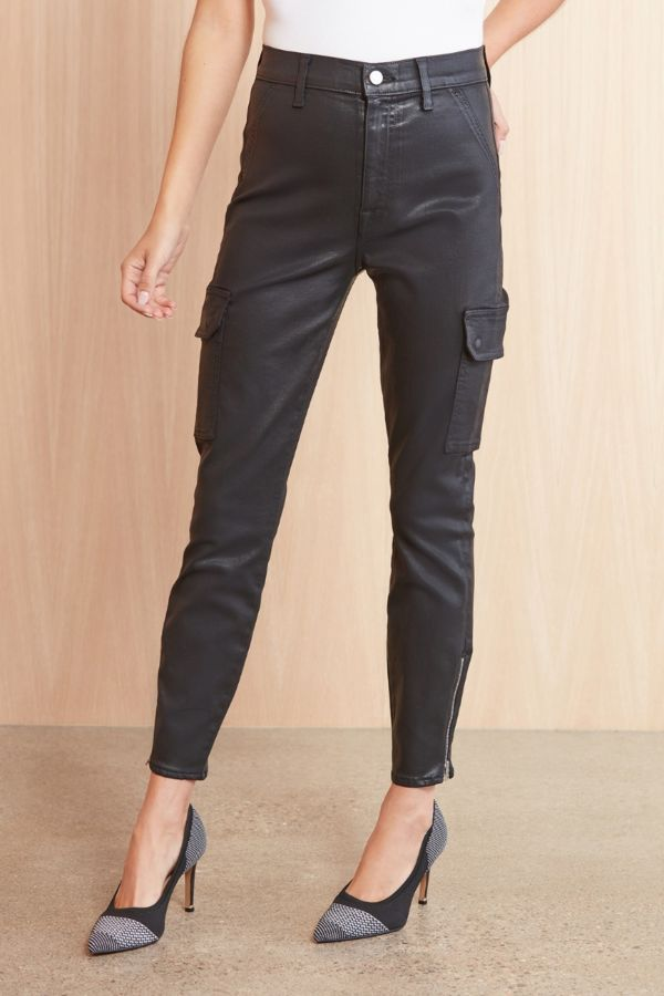 7 for all mankind Coated Cargo Skinny
