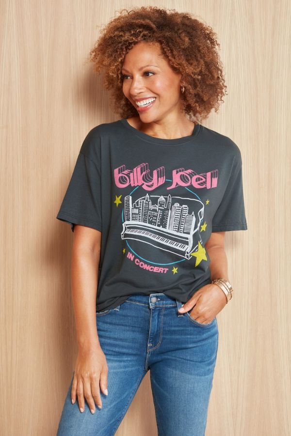 Letluv Billy Joel Tee