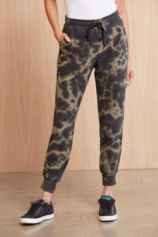 Sanctuary Tie Dye Peace Jogger