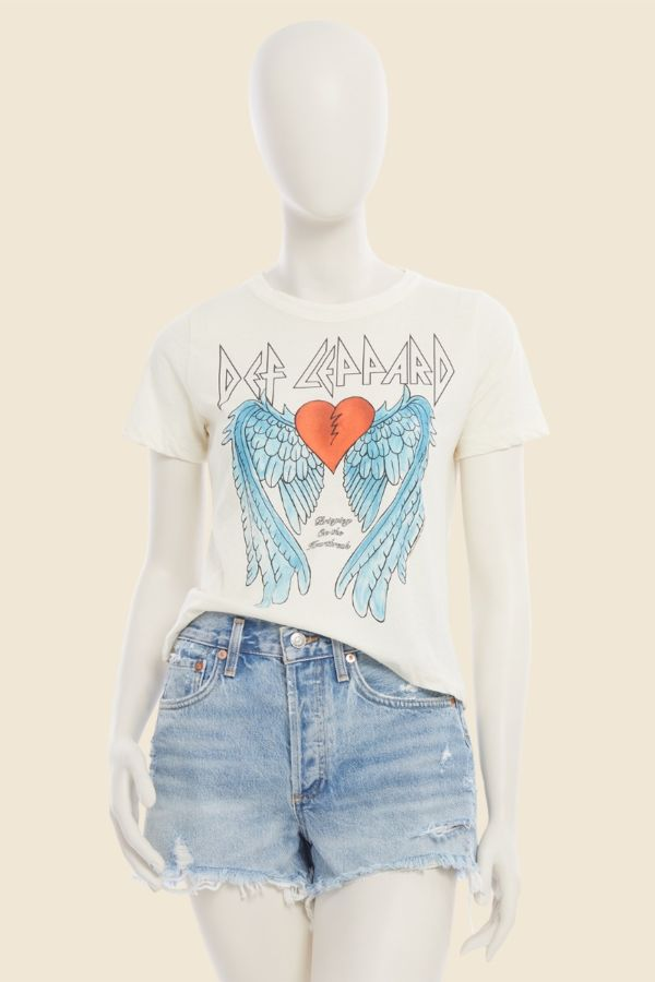 Chaser Def Leppard Tee