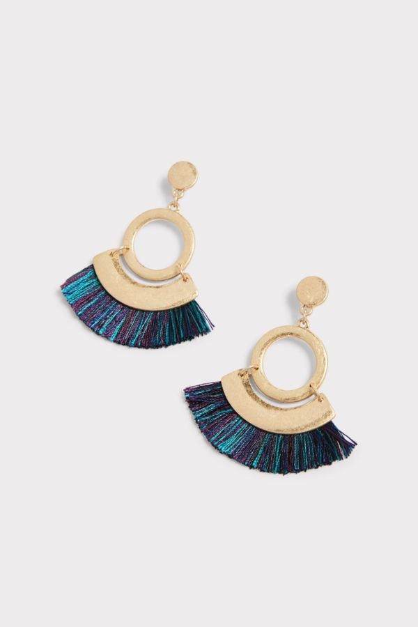 Thirty-nine 42 Maddie Fringe Earrings