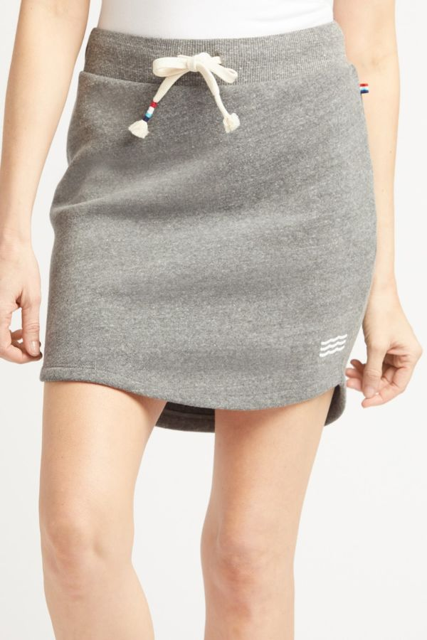 Sol angeles Waves Scallop Skirt