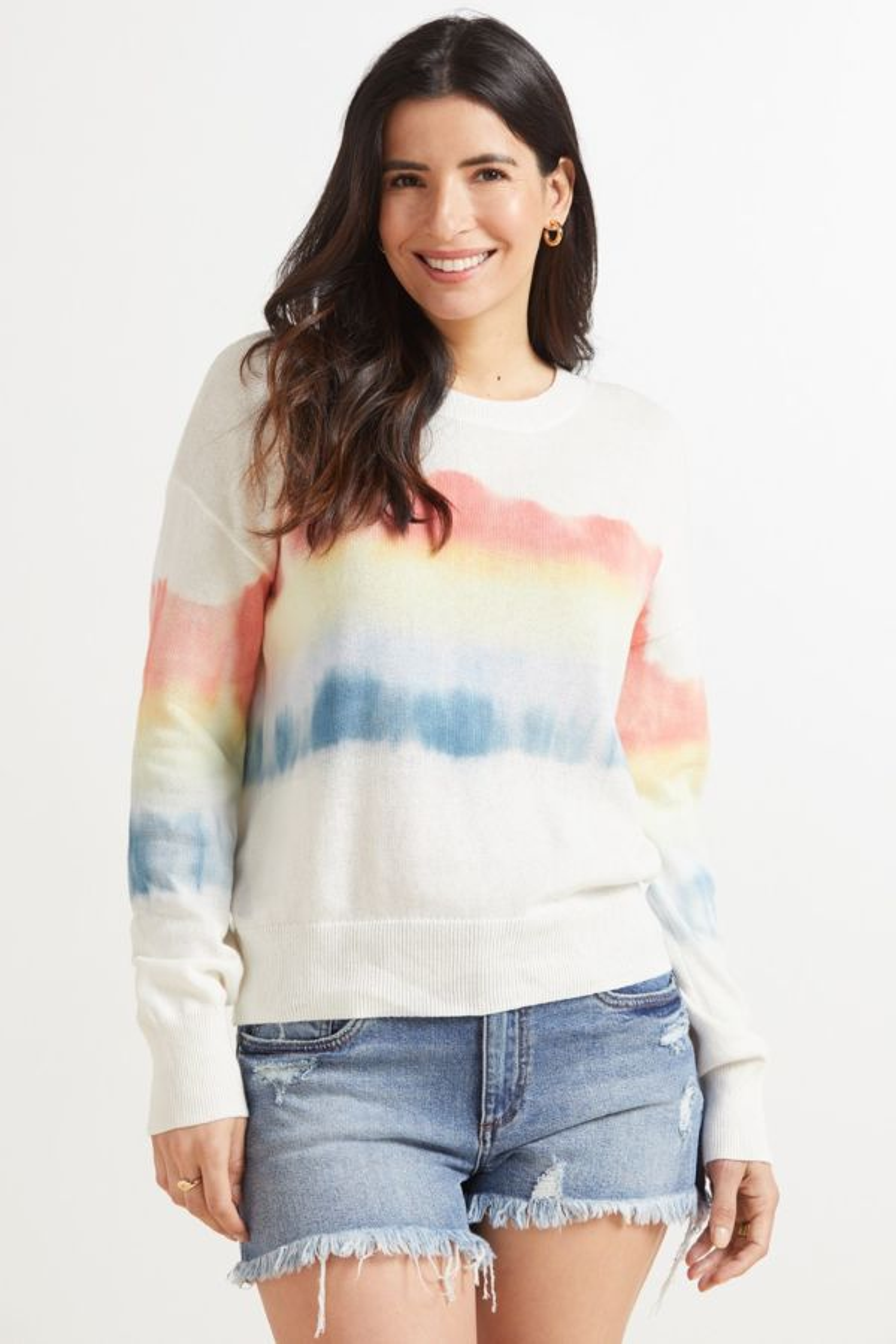 Allison joy Kai Stripe Pullover
