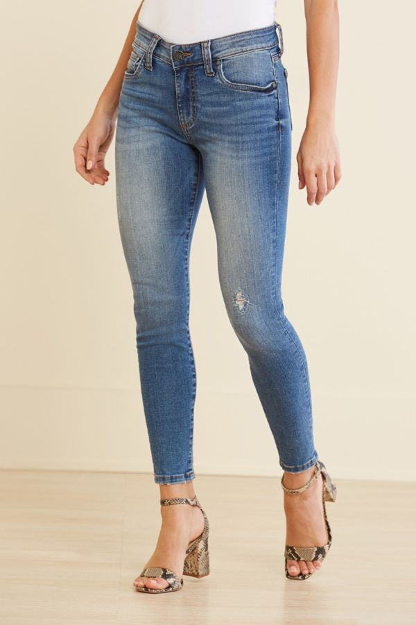 Kut from the kloth Petite Connie Ankle Skinny