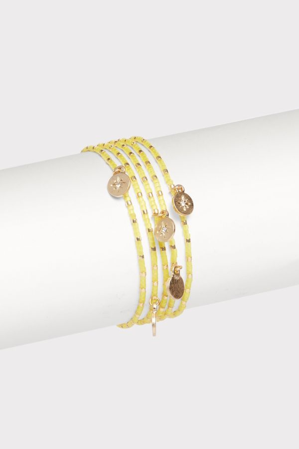 Evereve Johnny Beaded Bracelet Stack