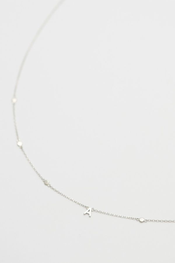 Evereve Ali Initial Necklace