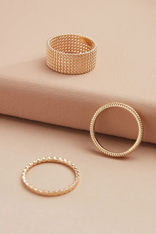 Evereve Georgie Ring stack