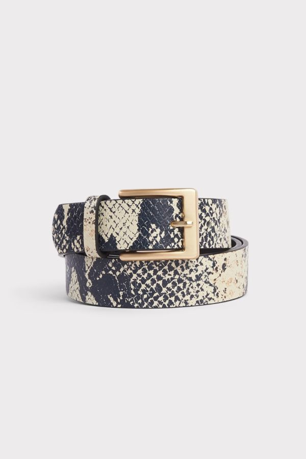 Harriet isles Snake Belt