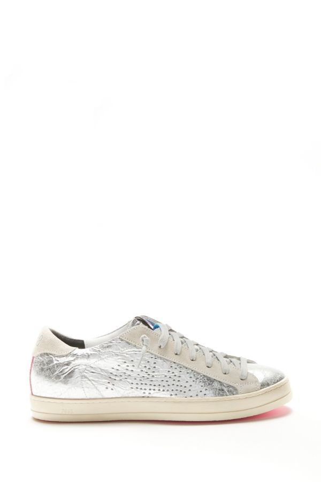 P448 Metallic Sneaker