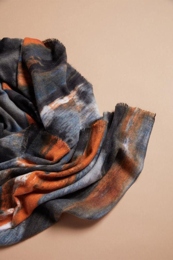 Do everything in love Mila Tie Dye Scarf