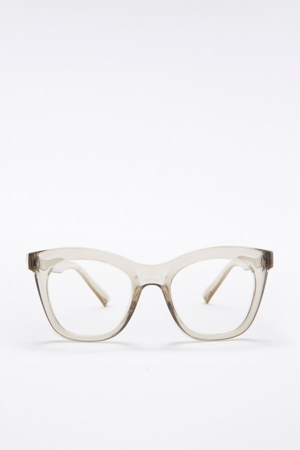 The book club Harlots Bed Blue Light Glasses for 0.00