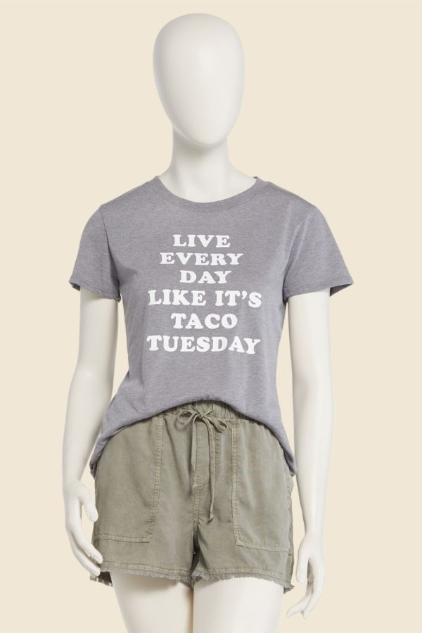 Sub urban riot Taco Tuesday Tee