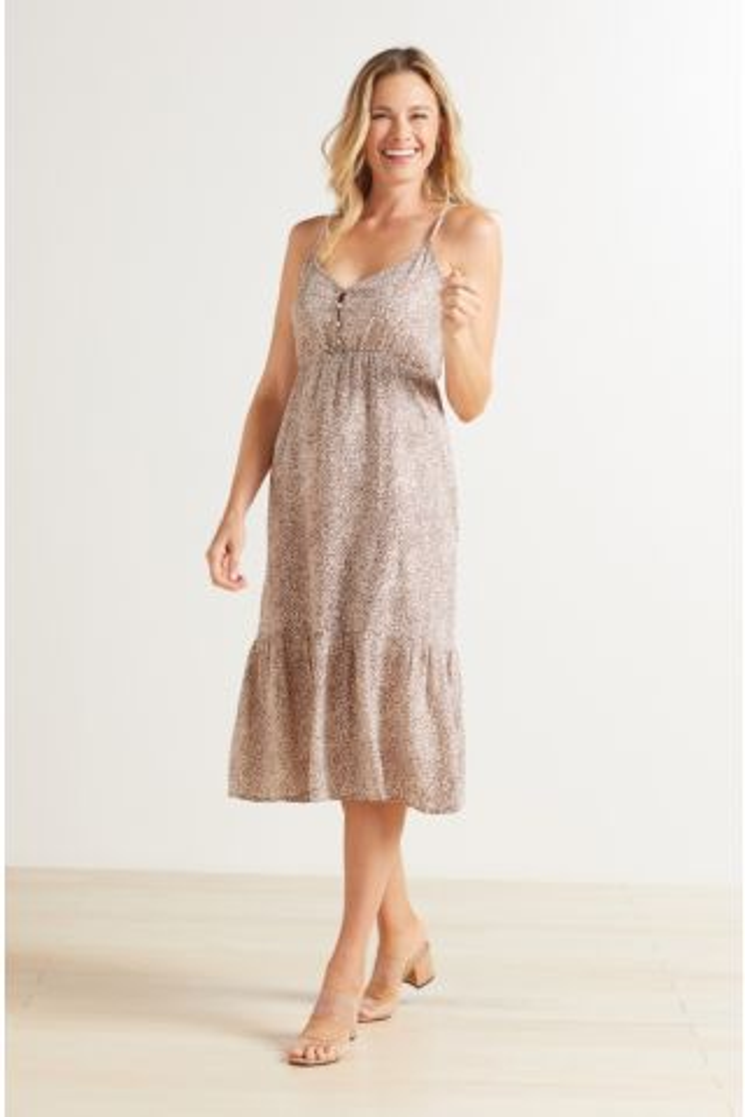 Delilah Cheetah Dress
