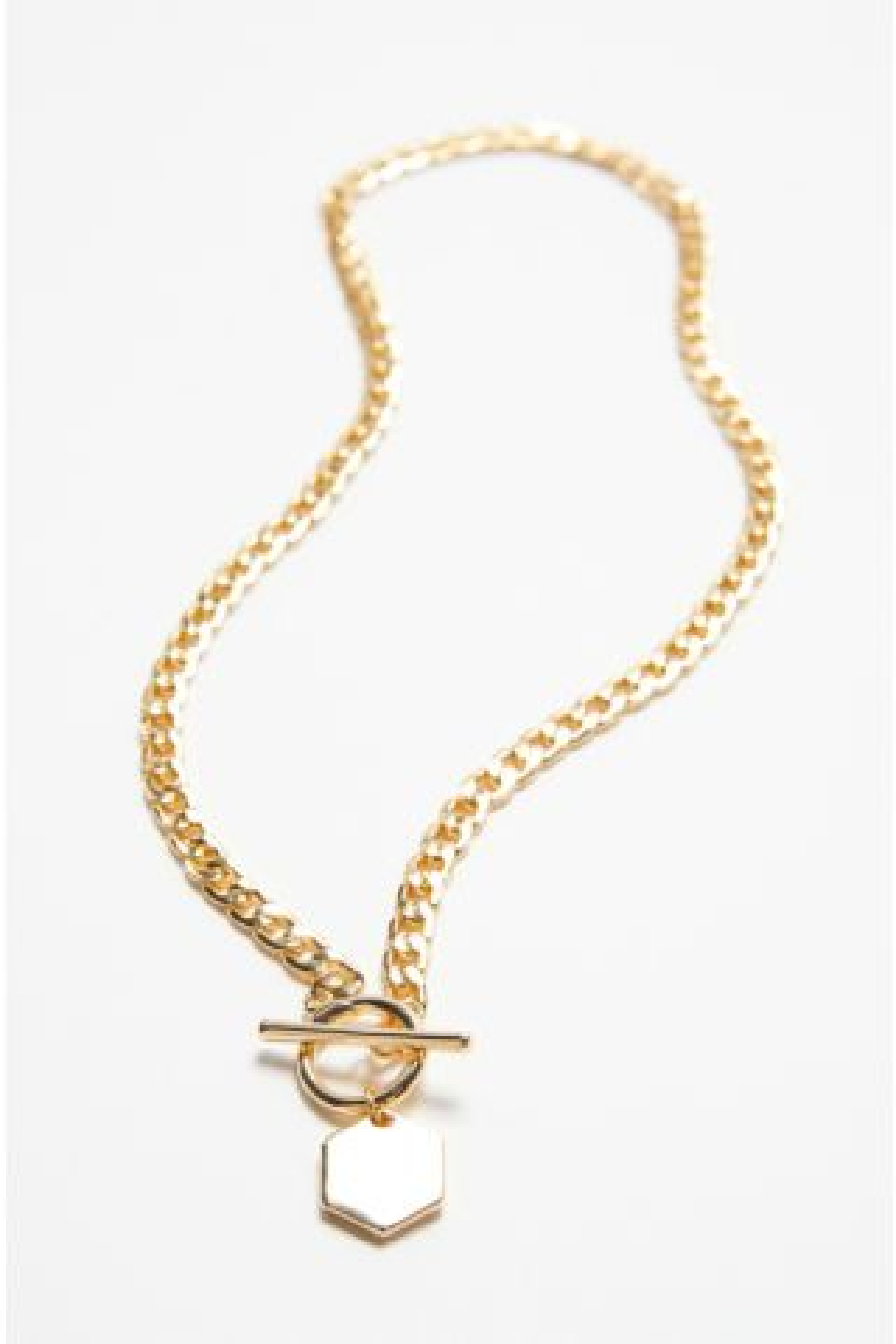 Adalyn Geo Pendant Necklace