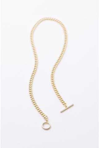 Tristan Toggle Front Necklace