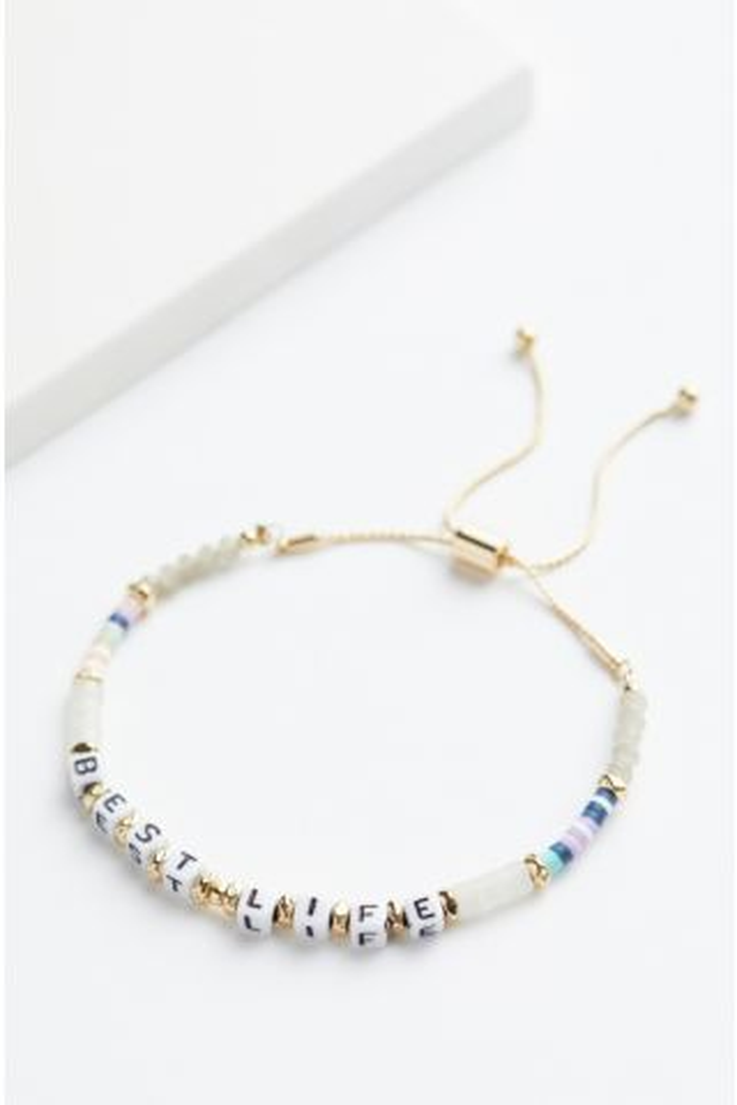 Best Life Multicolor Pull Bracelet