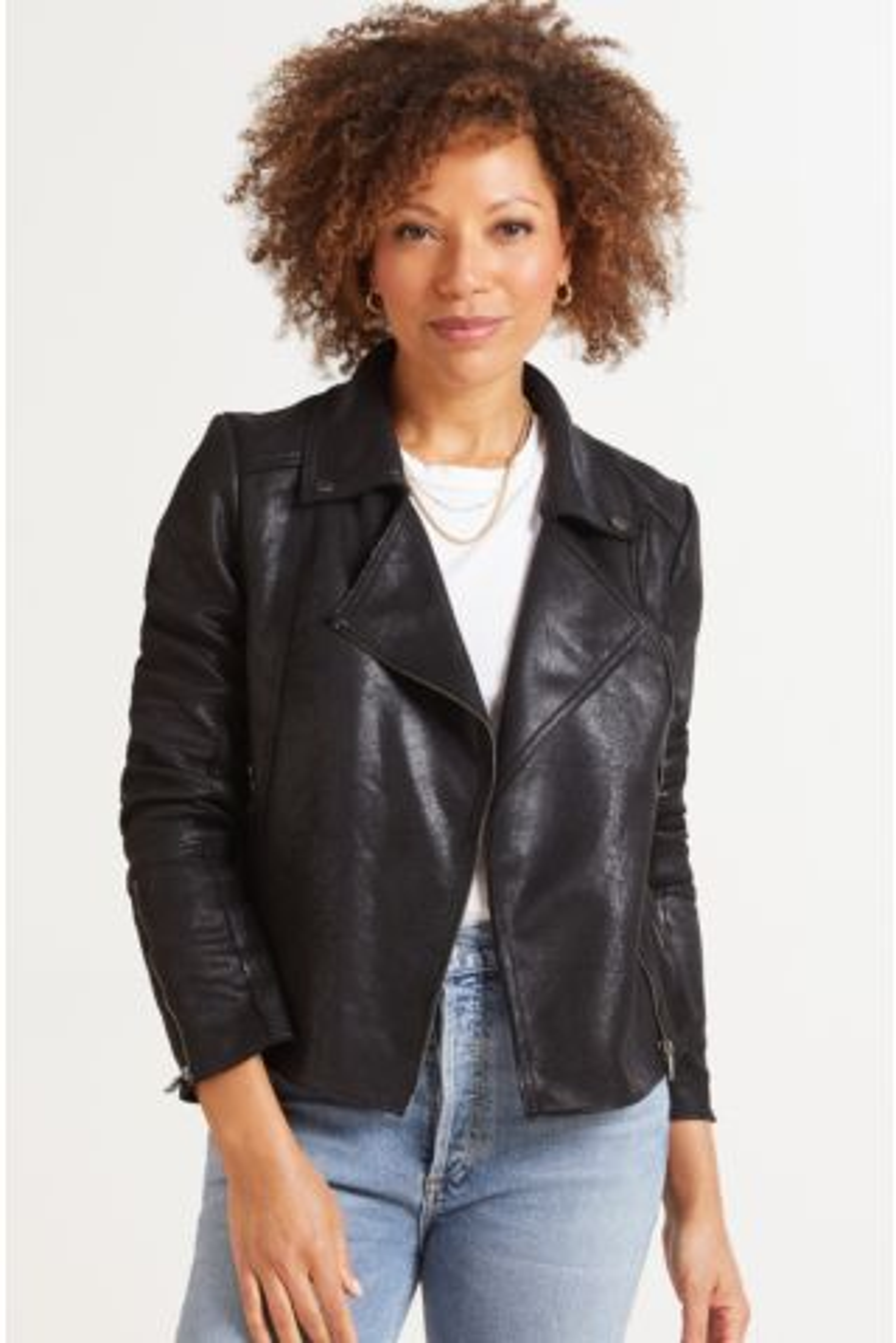 Carrie Moto Jacket