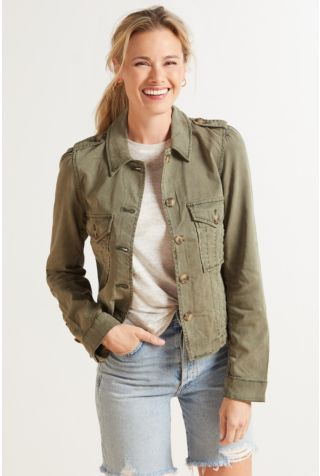 Pacey Jacket