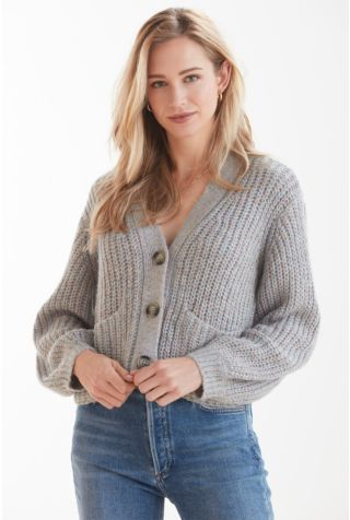Speckle Occasion Moon Dust Cardigan