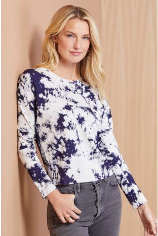 Holly Tie Dye Pullover