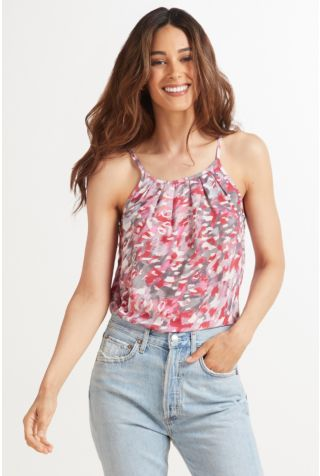Cate Abstract Tank