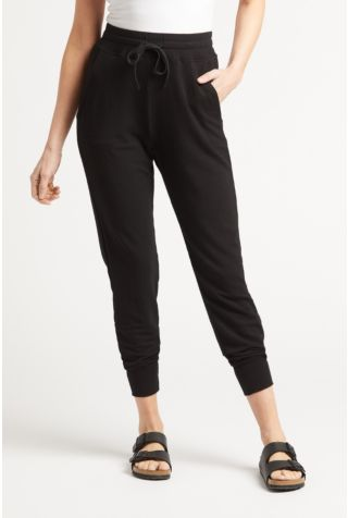Everyday Cropped Jogger