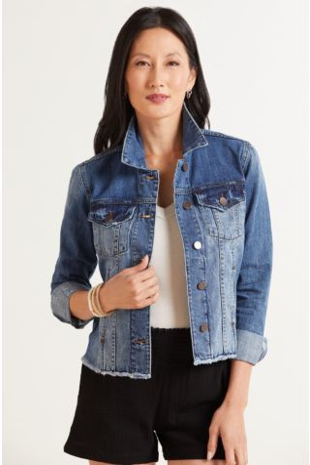 Julia Crop Jacket