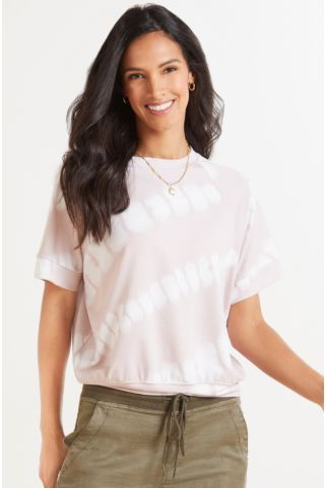 Skyler Short Sleeve Sweatshirt