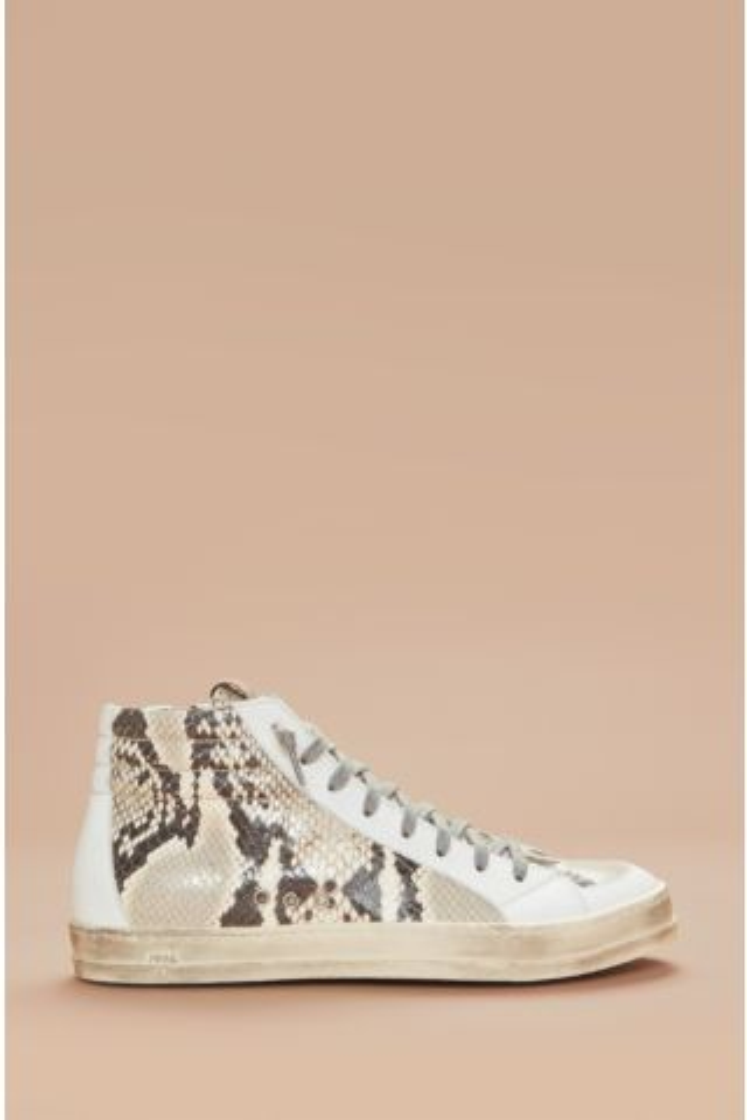 Snake High Top Sneaker