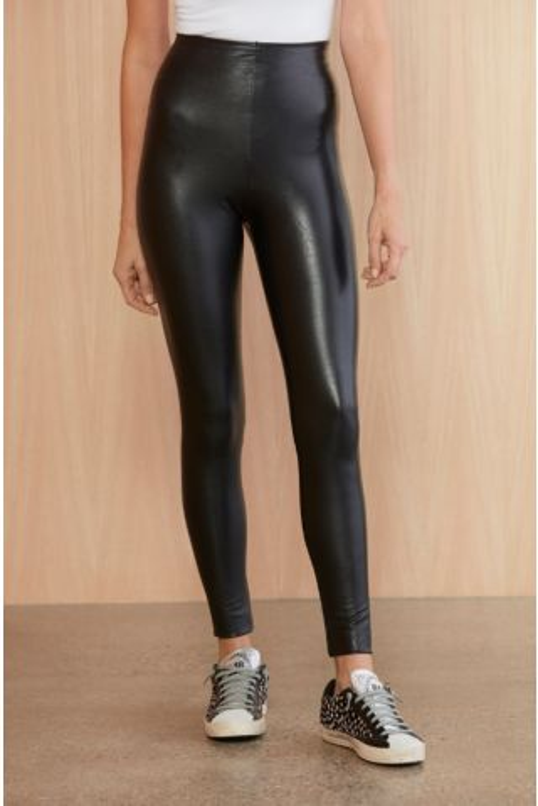FX Leather Legging