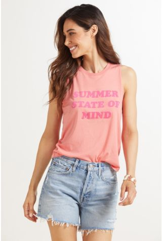 Summer State of Mind Tank