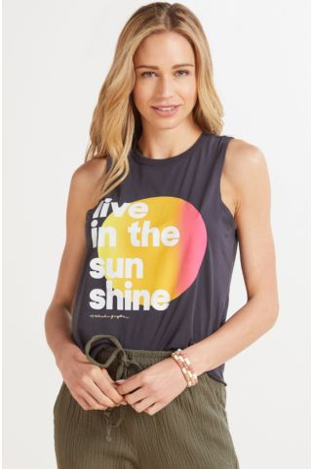 Sunshine Paradise Tank