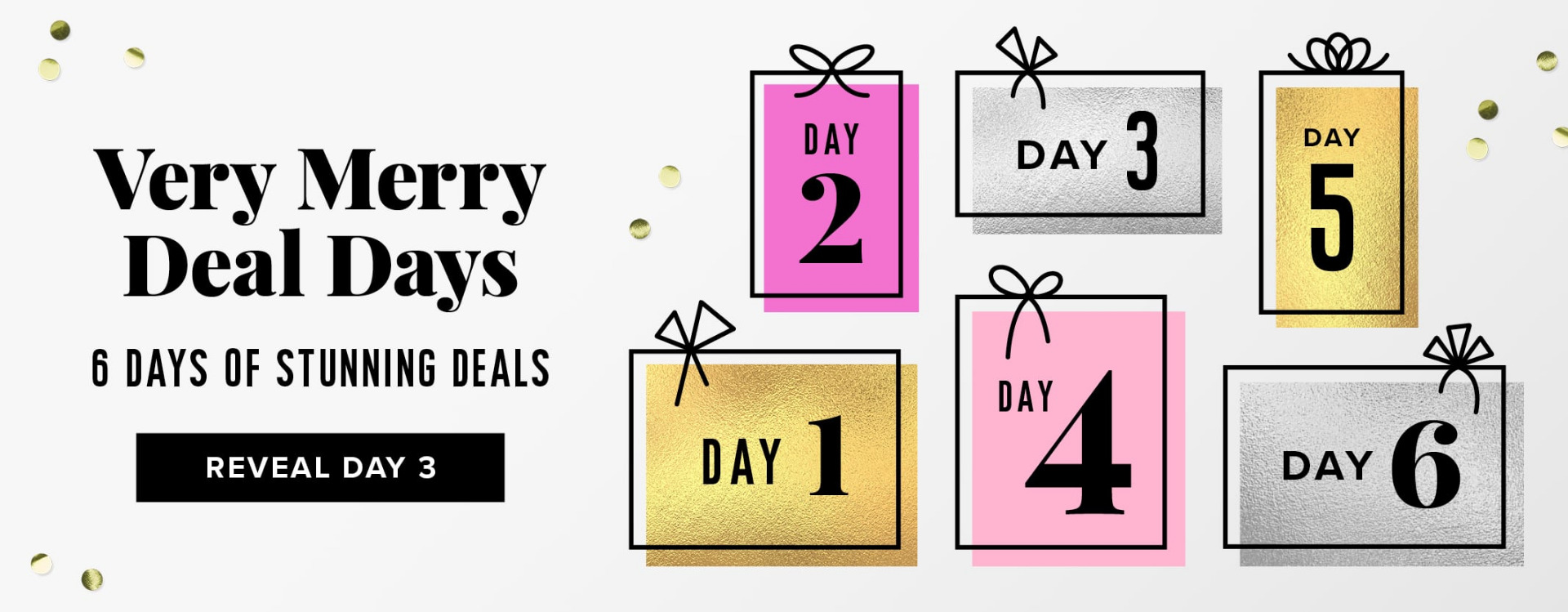 Very Merry Deal Days - Reveal Day 3