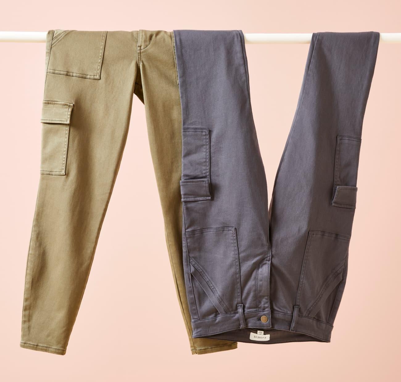 EVEREVE Tate Utility Pants