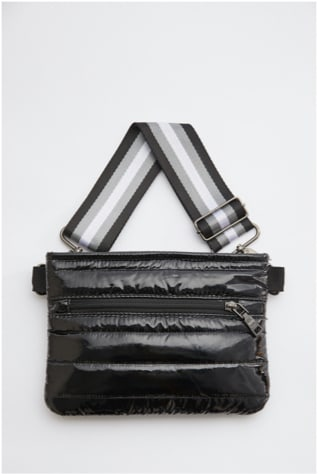 The Original White Patent Bag