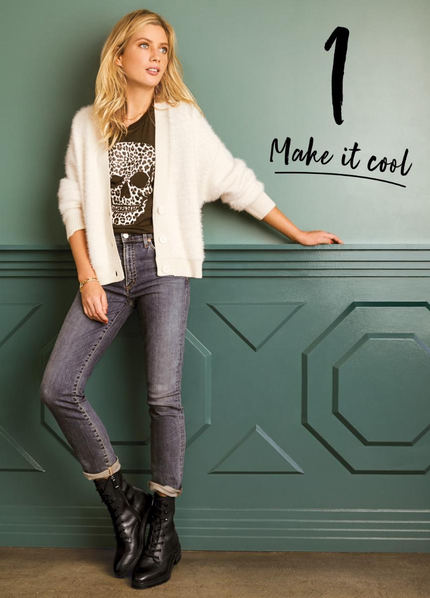One. Make it cool.