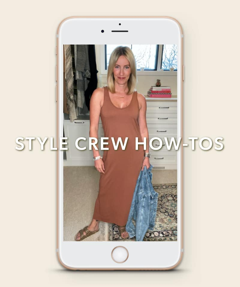 Style Crew How-Tos – shop Evereve TV